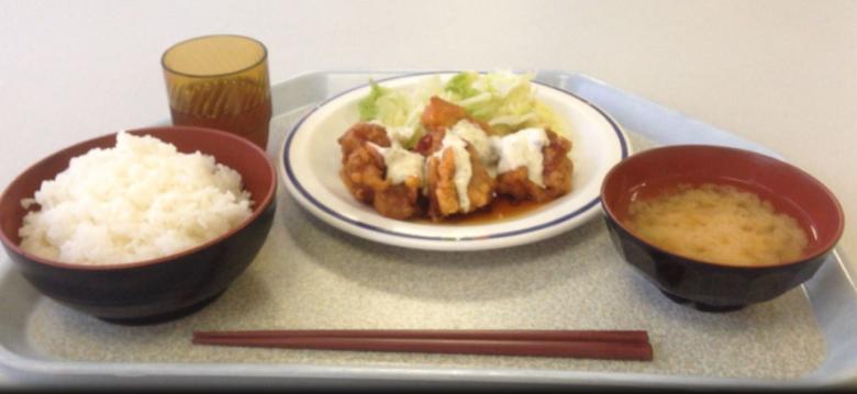 期間工の食事